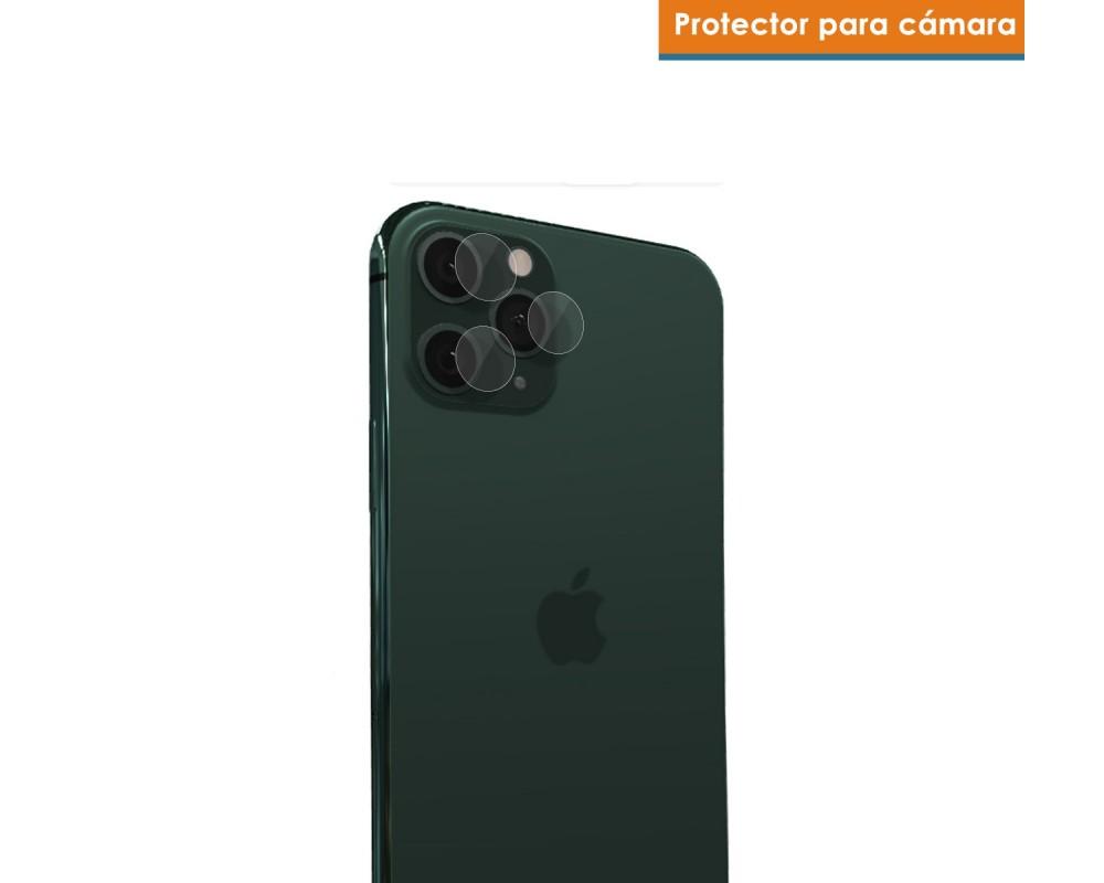 Protector Cristal Templado Cámara Trasera para Iphone 11 Pro (5.8) Vidrio