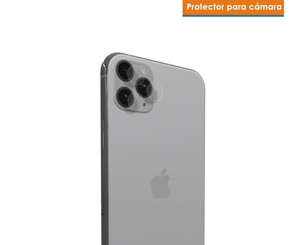 Protector Cristal Templado Cámara Trasera para Iphone 11 Pro Max (6.5) Vidrio