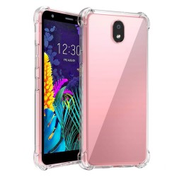 Funda Gel Tpu Anti-Shock Transparente para Lg K30