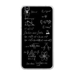 "Funda Gel Tpu para Bluboo Maya 5.5"" Diseño Formulas Dibujos"