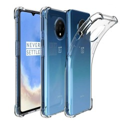 Funda Gel Tpu Anti-Shock Transparente para Oneplus 7T