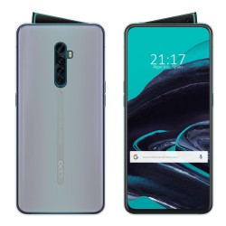 Funda Gel Tpu para Oppo Reno 2 Color Transparente