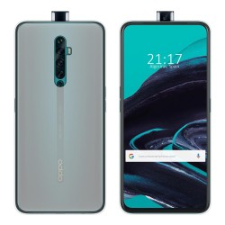 Funda Gel Tpu para Oppo Reno 2Z Color Transparente