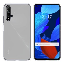 Funda Gel Tpu para Huawei Nova 5T / Honor 20 Color Transparente