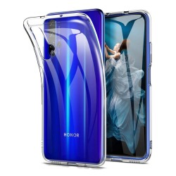 Funda Gel Tpu Fina Ultra-Thin 0,5mm Transparente para Huawei Nova 5T / Honor 20