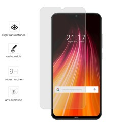 Protector Cristal Templado para Xiaomi Redmi Note 8 Vidrio