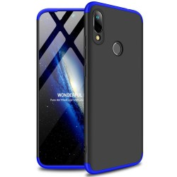 Funda Carcasa GKK 360 para Huawei Y6 2019 / Y6s 2019 Color Negra / Azul