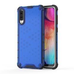 Funda Tipo Honeycomb Armor (Pc+Tpu) Azul para Samsung Galaxy A50 / A50s / A30s
