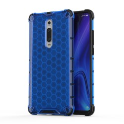 Funda Tipo Honeycomb Armor (Pc+Tpu) Azul para Xiaomi Mi 9T / Mi 9T Pro