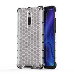 Funda Tipo Honeycomb Armor (Pc+Tpu) Transparente para Xiaomi Mi 9T / Mi 9T Pro