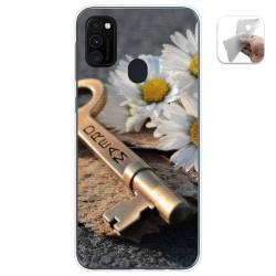 Funda Gel Tpu para Samsung Galaxy M30s / M21 diseño Dream Dibujos
