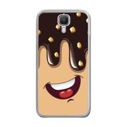 Funda Gel Tpu para Doogee X9 / X9 Pro  Diseño Helado Chocolate Dibujos
