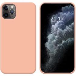 Funda Gel Tpu para Iphone 11 Pro (5.8) Color Rosa