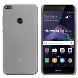 Funda Gel Tpu para Huawei P8 Lite 2017 Color Transparente