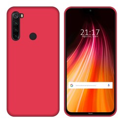 Funda Gel Tpu para Xiaomi Redmi Note 8 Color Rosa