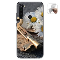 Funda Gel Tpu para Xiaomi Redmi Note 8 diseño Dream Dibujos
