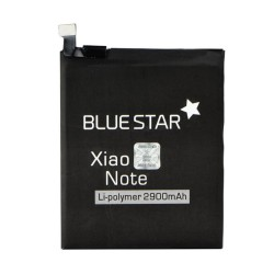 """Bateria Blue Star Premium para Xiaomi Mi Note 5.7"""" / Note Pro 2900 mAh"""