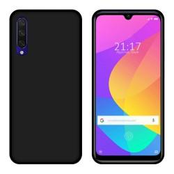 Funda Gel Tpu para Xiaomi Mi 9 Lite Color Negra