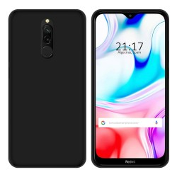 Funda Gel Tpu para Xiaomi Redmi 8 Color Negra