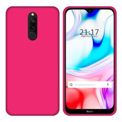Funda Gel Tpu para Xiaomi Redmi 8 Color Rosa