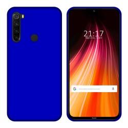 Funda Gel Tpu para Xiaomi Redmi Note 8T Color Azul