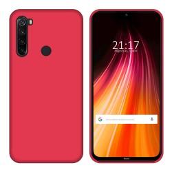 Funda Gel Tpu para Xiaomi Redmi Note 8T Color Rosa