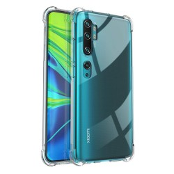 Funda Gel Tpu Anti-Shock Transparente para Xiaomi Mi Note 10