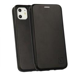 Funda Libro Soporte Magnética Elegance Negra para Iphone 11 (6.1)
