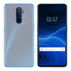Funda Gel Tpu para Realme X2 Pro Color Transparente