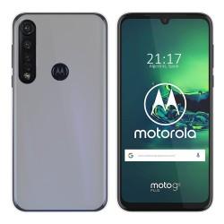 Funda Gel Tpu para Motorola Moto G8 Plus Color Transparente