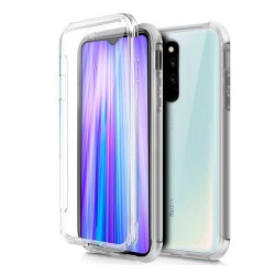 Funda Completa Transparente Pc + Tpu Full Body 360 para Xiaomi Redmi 8 / 8A