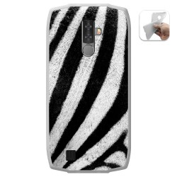Funda Gel Tpu para Blackview BV6800 Pro diseño Animal 02 Dibujos