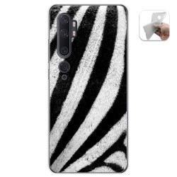 Funda Gel Tpu para Xiaomi Mi Note 10 diseño Animal 02 Dibujos