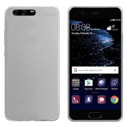 Funda Gel Tpu para Huawei P10 Color Transparente