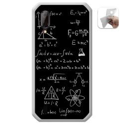 Funda Gel Tpu para Blackview BV6100 diseño Formulas Dibujos