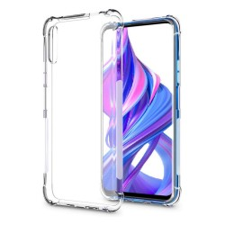 Funda Gel Tpu Anti-Shock Transparente para Huawei Honor 9X