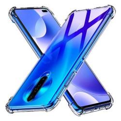 Funda Gel Tpu Anti-Shock Transparente para Xiaomi Pocophone POCO X2