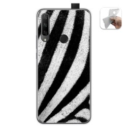 Funda Gel Tpu para Huawei Honor 9X diseño Animal 02 Dibujos
