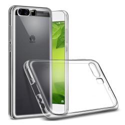 Funda Gel Tpu Fina Ultra-Thin 0,3mm Transparente para Huawei P10 Plus