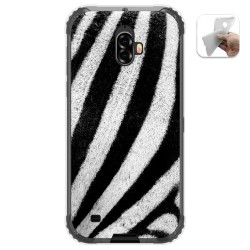 Funda Gel Tpu para Blackview BV5900 diseño Animal 02 Dibujos
