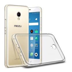Funda Gel Tpu Fina Ultra-Thin 0,3mm Transparente para Meizu M5S
