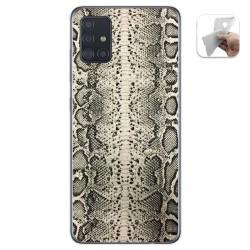 Funda Gel Tpu para Samsung Galaxy A51 diseño Animal 01 Dibujos