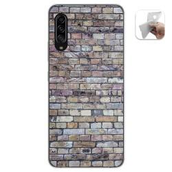 Funda Gel Tpu para Samsung Galaxy A90 5G diseño Ladrillo 02 Dibujos