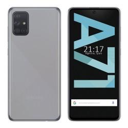 Funda Gel Tpu para Samsung Galaxy A71 Color Transparente