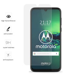 Protector Cristal Templado para Motorola Moto G8 Plus Vidrio