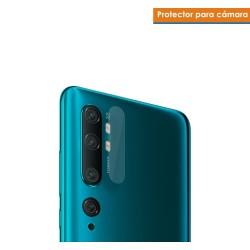 Protector Cristal Templado Cámara Trasera para Xiaomi Mi Note 10 Vidrio