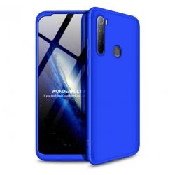 Funda Carcasa GKK 360 para Xiaomi Redmi Note 8T Color Azul