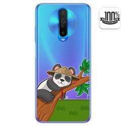 Funda Gel Transparente para Xiaomi Pocophone POCO X2 diseño Panda Dibujos