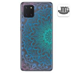 Funda Gel Transparente para Samsung Galaxy Note 10 Lite diseño Mandala Dibujos