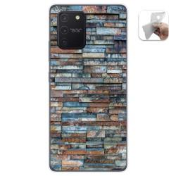 Funda Gel Tpu para Samsung Galaxy S10 Lite diseño Ladrillo 05 Dibujos
